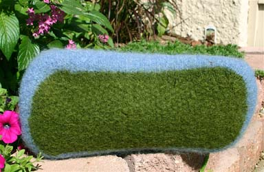 A Felted Tote